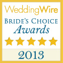 2013 Wedding Wire Award