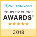 2018 Wedding Wire Award